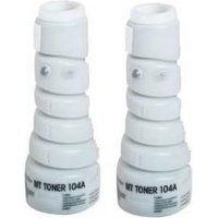 Konica Minolta 8936-302 Compatible Laser Toner Cartridges (2/Ctn)