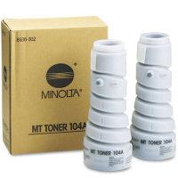 Konica Minolta 8936-302 Black Laser Toner Bottles
