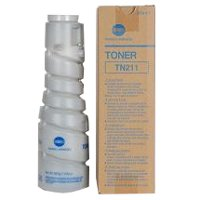 Konica Minolta 8938-413 (Konica Minolta TN211) Laser Toner Bottle