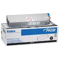 Konica Minolta 950187 Black Laser Toner Cartridge