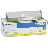 Konica Minolta 950190 Yellow Laser Toner Cartridge