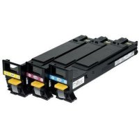 Konica Minolta A06VJ33 Laser Toner Cartridge Value Kit
