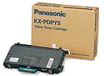 Panasonic KX-PDPY5 Yellow Laser Toner Cartridge