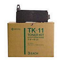 Kyocera Mita TK-11 (TK11) Black Laser Toner Cartridge