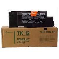 Kyocera Mita TK-12 (TK12) Black Laser Toner Cartridge