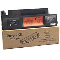 Kyocera Mita TK-16H (TK-16H) Black Laser Toner Cartridge