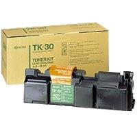 Kyocera Mita TK-30H (TK30H) Black Laser Toner Cartridge