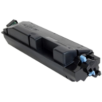 Compatible Kyocera Mita TK-5142K (1T02NR0US0) Black Laser Toner Cartridge