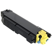 Compatible Kyocera Mita TK-5142Y (1T02NRAUS0) Yellow Laser Toner Cartridge