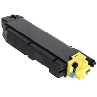 Compatible Kyocera Mita TK-5152Y (1T02NSAUS0) Yellow Laser Toner Cartridge (Made in North America; TAA Compliant)