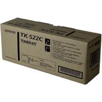 Kyocera Mita TK522C OEM originales Cartucho de tóner láser