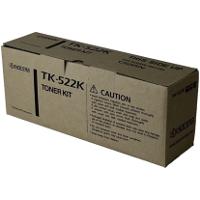 Kyocera Mita TK522K OEM originales Cartucho de tóner láser