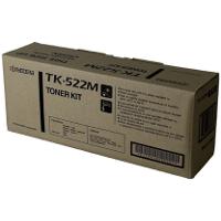 Kyocera Mita TK522M OEM originales Cartucho de tóner láser