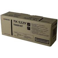 Kyocera Mita TK-522Y (Kyocera Mita TK522Y) Laser Toner Cartridge