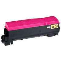 Compatible Kyocera Mita TK-542M (1T02HLBUS0) Magenta Laser Toner Cartridge (Made in North America; TAA Compliant)