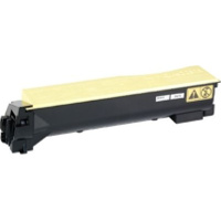 Compatible Kyocera Mita TK552Y (TK-552Y) Yellow Laser Toner Cartridge