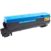 Compatible Kyocera Mita TK-562C (1T02HNCUS0) Cyan Laser Toner Cartridge (Made in North America; TAA Compliant)
