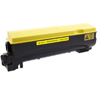 Compatible Kyocera Mita TK-562Y (1T02HNAUS0) Yellow Laser Toner Cartridge (Made in North America; TAA Compliant)