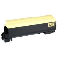 Compatible Kyocera Mita TK-582Y (1T02KTAUS0) Yellow Laser Toner Cartridge