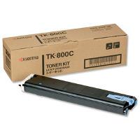 Kyocera Mita TK-800C (Kyocera Mita TK800C) Laser Toner Cartridge