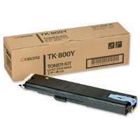 Kyocera Mita TK-800Y (Kyocera Mita TK800Y) Laser Toner Cartridge