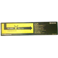 Kyocera Mita TK-8307Y (Kyocera Mita 1T02LKAUS0) Laser Toner Cartridge