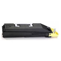 Compatible Kyocera Mita TK-867Y (1T02JZAUS0) Yellow Laser Toner Cartridge