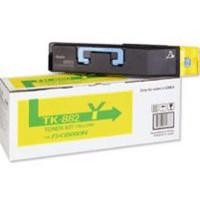 Kyocera Mita TK-882Y (Kyocera Mita 1T02KAAUS0) Laser Toner Cartridge