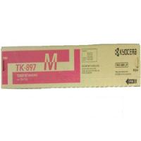 Kyocera Mita TK-897M (Kyocera Mita 1T02K0BUS0) Laser Toner Cartridge