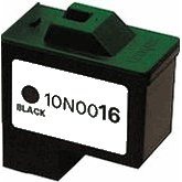 Lexmark 10N0016 (Lexmark #16) Remanufactured InkJet Cartridge