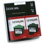 Lexmark 10N0202 (Lexmark Twin-Pack #16, #26) InkJet Cartridges