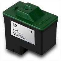 Lexmark 10N0217 (Lexmark #17) Remanufactured InkJet Cartridge