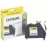 Lexmark 11J3023 Yellow Inkjet Cartridge