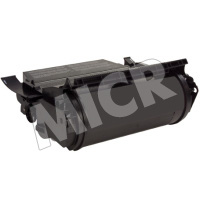 Lexmark 12A0725 Remanufactured MICR  Laser Toner Cartridge
