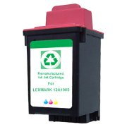 Lexmark 12A1980 (Lexmark #80) Remanufactured Inkjet Cartridge