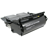 Compatible Lexmark 12A6735 Black Laser Toner Cartridge (Made in North America; TAA Compliant)