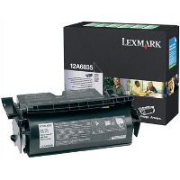 Lexmark 12A6835 Black High Yield PREBATE Laser Toner Cartridge