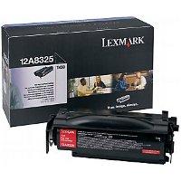 Lexmark 12A8325 OEM originales Cartucho de tóner láser