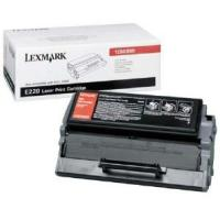Lexmark 12S0300 Black Laser Toner Cartridge
