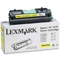 Lexmark 1361754 Yellow Laser Toner Cartridge