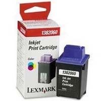 Lexmark 1382060 Color Inkjet Cartridge