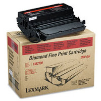 Lexmark 1382100 Black Diamond Fine Laser Toner Cartridge
