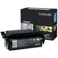 Lexmark 1382920 Black Laser Toner Cartridge - PREBATE Discount