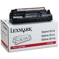Lexmark 13T0301 Black Laser Toner Cartridge