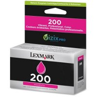 Lexmark 14L0087 (Lexmark # 200 Magenta) InkJet Cartridge