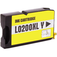 Lexmark 14L0200 (Lexmark # 200XLA Yellow) Compatible InkJet Cartridge
