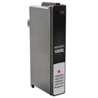 Lexmark 14N1055 / Lexmark 100XL Magenta Replacement InkJet Cartridge