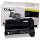 Lexmark 15G031Y Yellow Laser Toner Cartridge