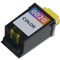 Lexmark 15M0120 (Lexmark #20) Professionally Remanufactured Color Inkjet Cartridge