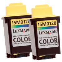 Lexmark 15M1375 Color InkJet Cartridges